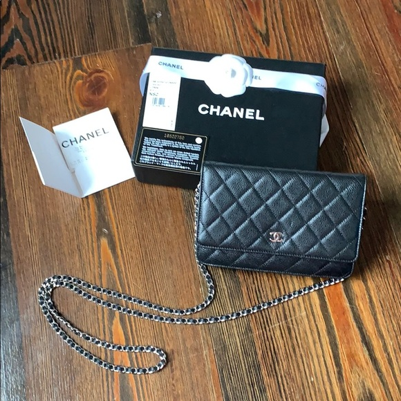 0672645018c5e5 CHANEL Bags | Classic Wallet On Chain | Poshmark
